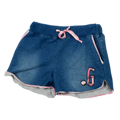 Short Denim Donna Happiness for - HAPPINESS for