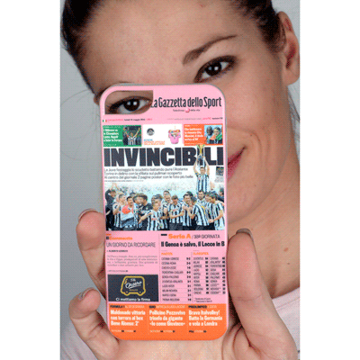 Cover iPhone 5 - Juve