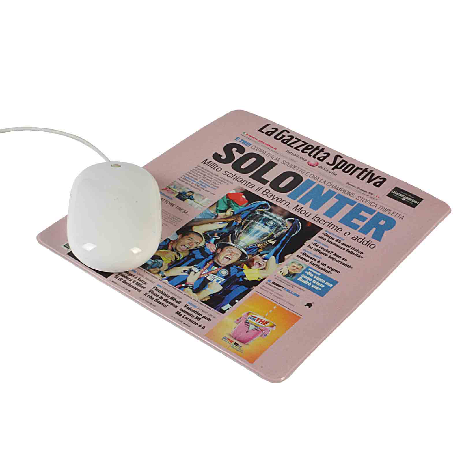 Mousepad Inter - Cover iPhone/iPad