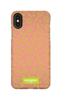 Cover Iphone 7 - Racchette arancio