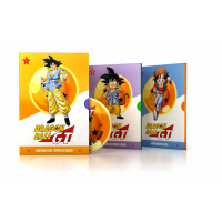 Cofanetto Dragon Ball GT