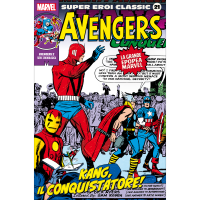 Avengers 1 - Kang il conquistatore!