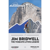 Jim Bridwell - the Yosemite Living Legend