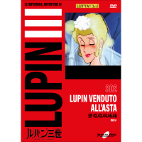 2^ serie - Lupin Venduto all'Asta
