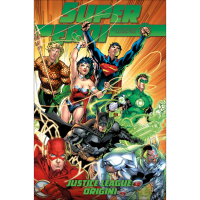 8. JUSTICE LEAGUE: ORIGINI