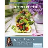 Buffet per l'estate