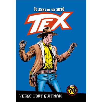Verso Fort Quitman - TEX