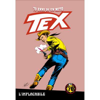 L'implacabile - TEX