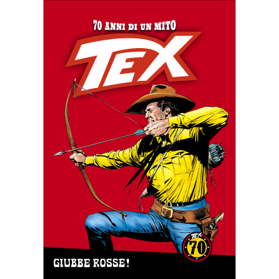 Giubbe Rosse! - TEX