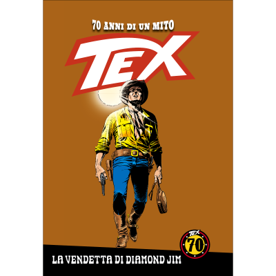 La vendetta di Diamond Jim - TEX