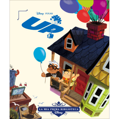 UP - LA MIA PRIMA BIBLIOTECA DISNEY