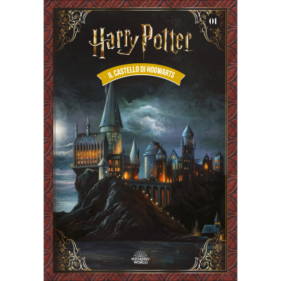 Uscita 1: Torre + Harry Potter - HARRY POTTER BUILD UP