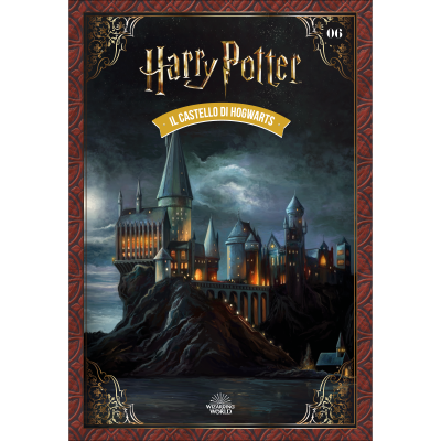 Uscita 6: Torre + Albus Silente - HARRY POTTER BUILD UP