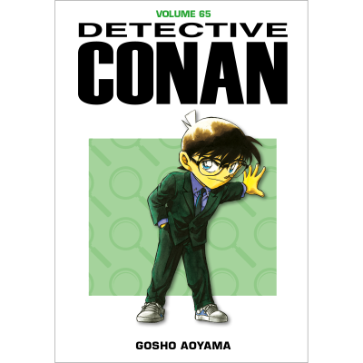 L'INTRUSO - DETECTIVE CONAN