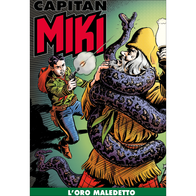 Coming Soon - CAPITAN MIKI