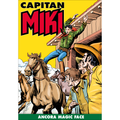 Ancora Magic Face - CAPITAN MIKI