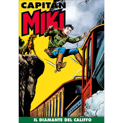 Il diamante del Califfo - CAPITAN MIKI