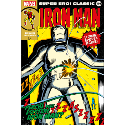 IRON MAN 18 - SUPER EROI CLASSIC