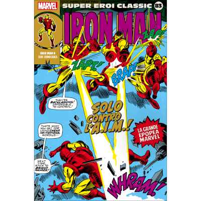 IRON MAN - SUPER EROI CLASSIC