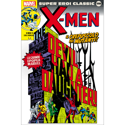 119. X-MEN 11 - SUPER EROI CLASSIC