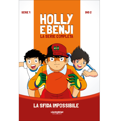 La Sfida Impossibile - HOLLY & BENJI
