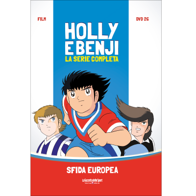 Sfida Europea - HOLLY & BENJI