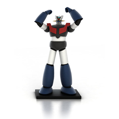 MAZINGER Z - GO NAGAI ROBOT COLLECTION