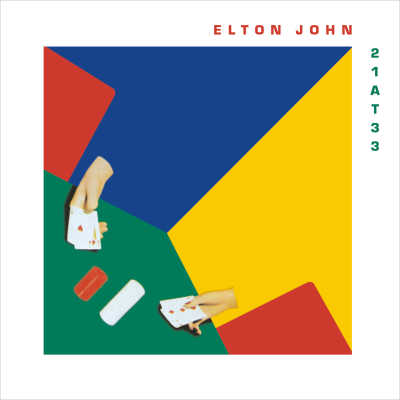 21 at 33 - ELTON JOHN COLLECTION