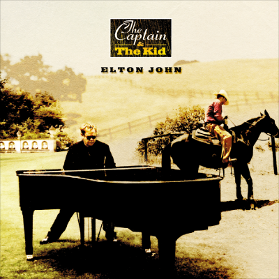 The Captain and the Kid - ELTON JOHN COLLECTION
