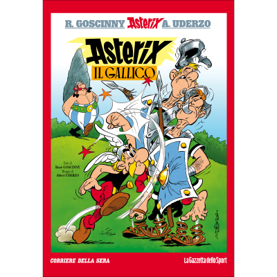Asterix il gallico - ASTERIX