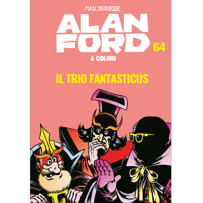 Il trio Fantasticus - ALAN FORD