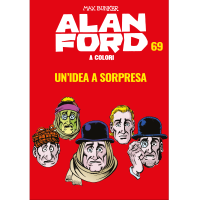 Un'idea a sorpresa - ALAN FORD