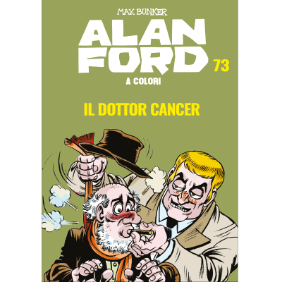 Il dottor Cancer - ALAN FORD