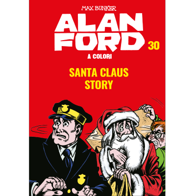 Santa Claus story - ALAN FORD