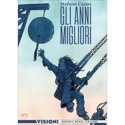 Coming Soon - VISIONI - GRAPHIC NOVEL ITALIANO