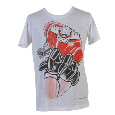 T-Shirt Robot Go Nagai a colori - HAPPINESS for