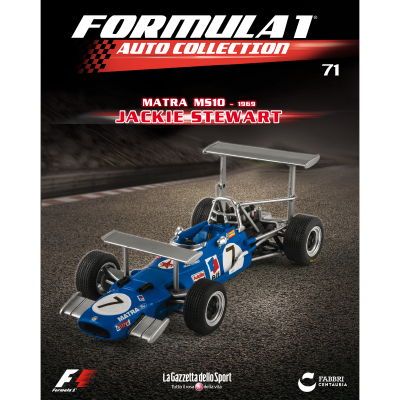MATRA MS 10 - FORMULA 1 AUTO COLLECTION