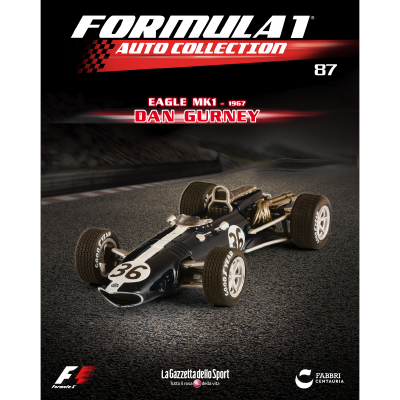 EAGLE MK1 - FORMULA 1 AUTO COLLECTION