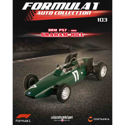 BRM P57 - FORMULA 1 AUTO COLLECTION
