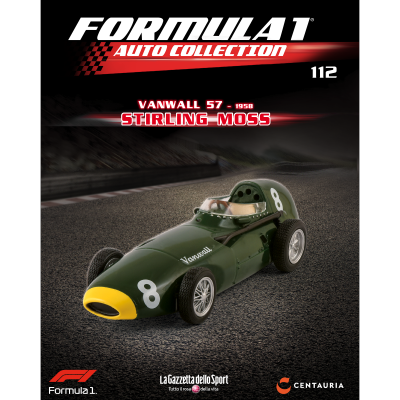 VANWALL 57 - FORMULA 1 AUTO COLLECTION