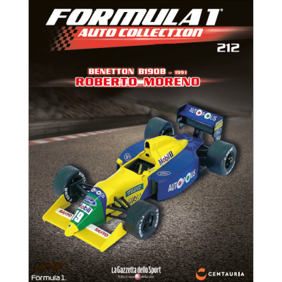 PENSKE PC4 - FORMULA 1 AUTO COLLECTION